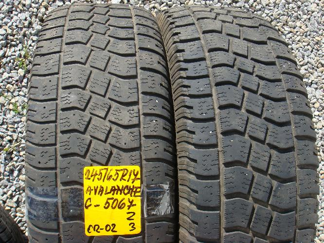 245/65 R17 AVALANCHE