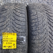 MICHELIN ALPIN GREEN X 215/55 R16 93H